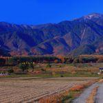 秋の餓鬼岳