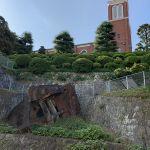 浦上天主堂の被爆鐘楼