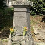 グラバーのお墓