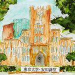 東京大学・安田講堂